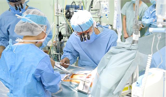 心臓血管外科 | 診療科・部門 | 心臓病センター榊原病院